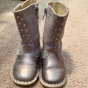 Livie & Luca Leather Boots